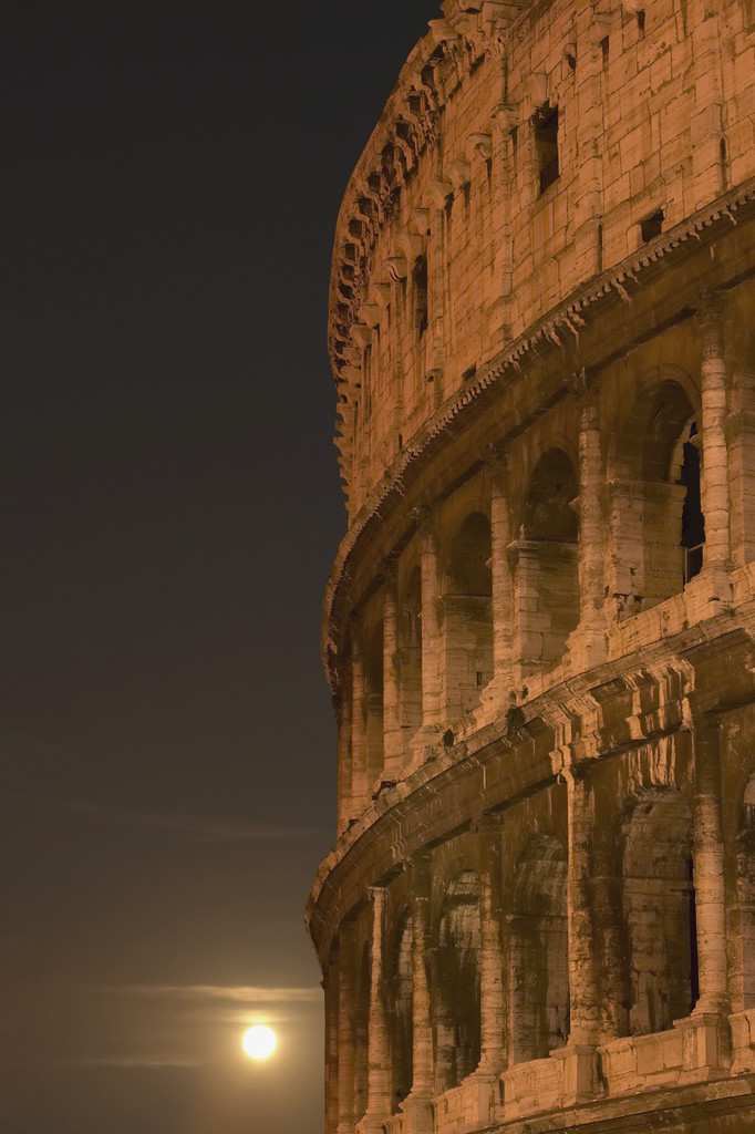 Colosseum, Rome, Italy