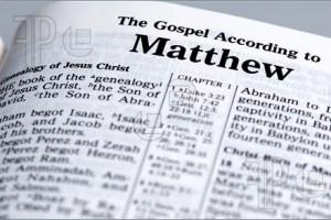 Book-Matthew-263963